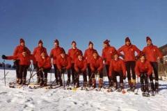 Gruppenfoto Skilehrer